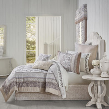 Chelsea Grey Bedding Collection -