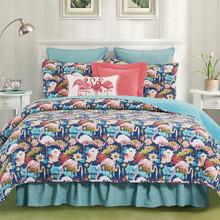 Flamingo Lagoon Quilt Collection -
