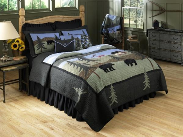 Bear Lake Quilt Collection -