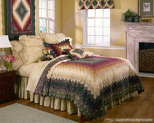 Spice Trip Around The World Quilt Collection -
