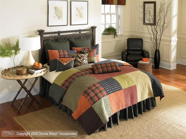 Woodland Square Quilt Collection -
