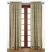 Abilene Star Curtain Collection -