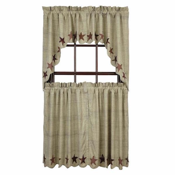 Abilene Star Curtain Collection -