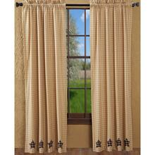 Bingham Star Curtain Collection -