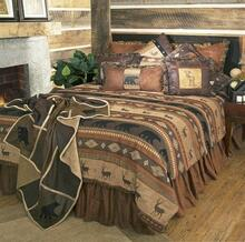 Autumn Trails Bedding Collection -