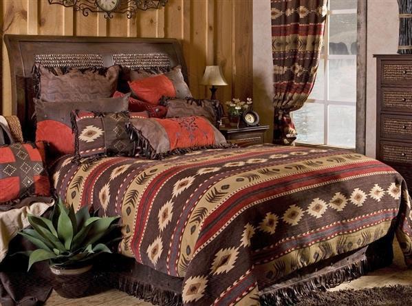 Cimarron Bedding Collection -