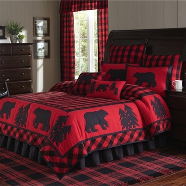 Buffalo Check Quilt Collection -