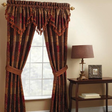Galleria Red Curtains - 830139457808