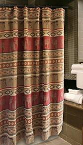 Adirondack Shower Curtain - 35731107667