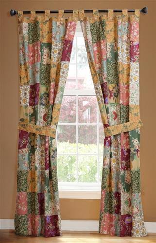 Antique Chic Curtains - 636047296740