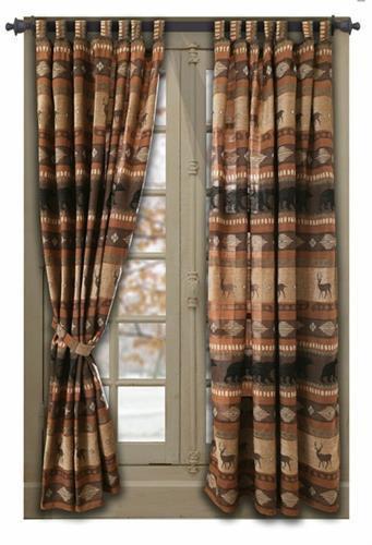 Autumn Trails Curtains - 357311136684