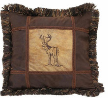 Autumn Trails Buck Pillow - 35731113620