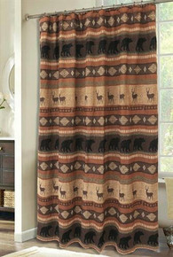 Autumn Trails Shower Curtain - 35731110704
