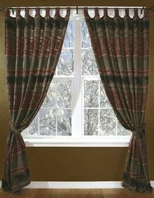 Bear Country Curtains - 357311075990