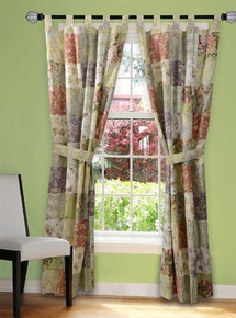 Blooming Prairie Curtains - 636047296634