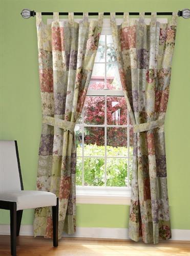 Blooming Prairie Curtains - 636047296634