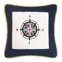 Navigation Compass Pillow - 164924663854