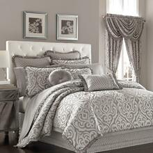 Luxembourg Silver Comforter Collection -