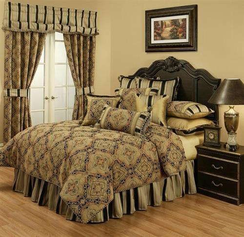 Ravel Comforter Set -