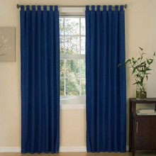 American Denim Curtains -