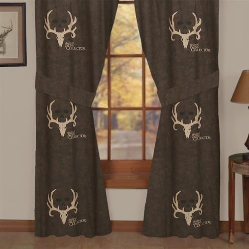 Bone Collector Curtains -