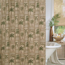 Palm Grove Shower Curtain -