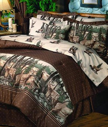 Whitetail Dreams Bed In A Bag Set -