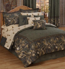 Browning Whitetails Comforter Set -