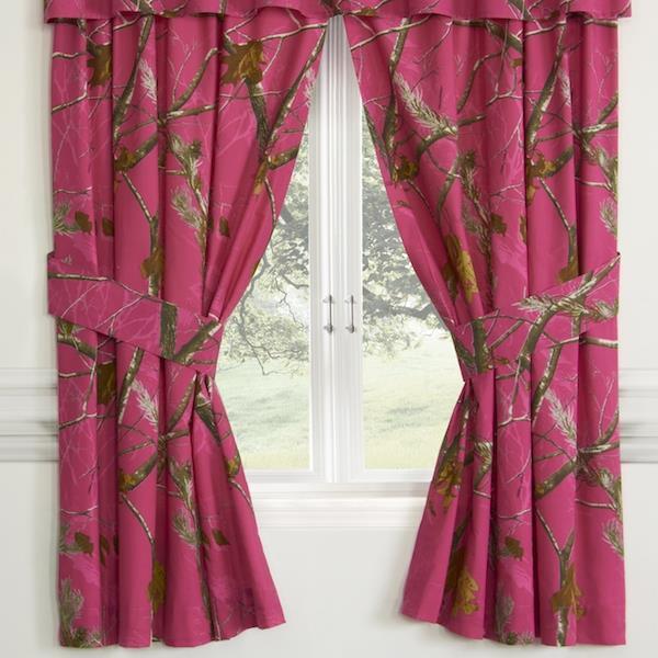 All Purpose Camo Curtains -
