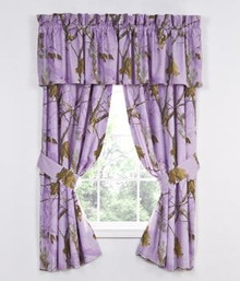 All Purpose Camo Curtains -