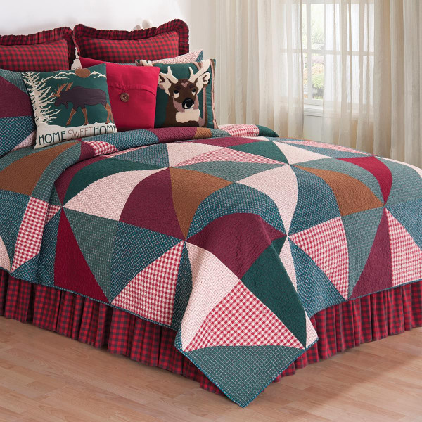 Shady Pines Quilt Collection -