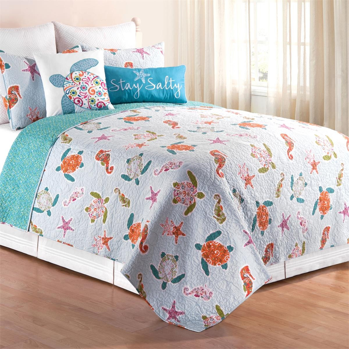 St. Kitts Quilt Collection -