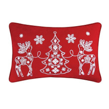 Nordic Holiday Pillow - 164921193736
