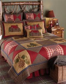 Cabin Quilt Set - 762242366244