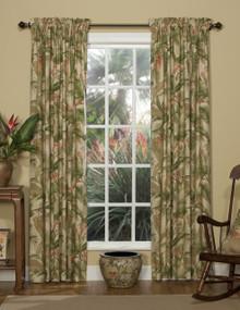 La Selva Natural Curtains - 138641050020