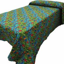 Parrots Bedspread -