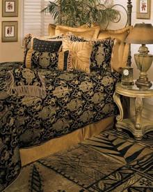 China Art Black Comforter Set - 719294319803