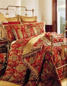 China Art Red Comforter Set - 719294280950