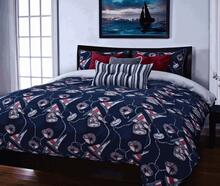 First Mate Blue Duvet Set -