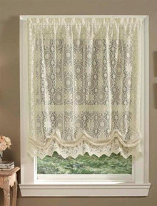 Hopewell Lace Tailored Balloon Shade - 748780000000