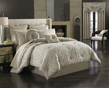 Astoria Sand Comforter Set - 846339047411