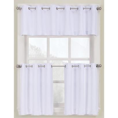 Jackson Grommet Tier Curtains - 748780000000