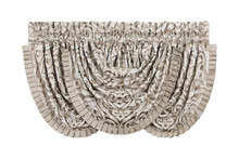 Astoria Sand Waterfall Valance - 846339047442