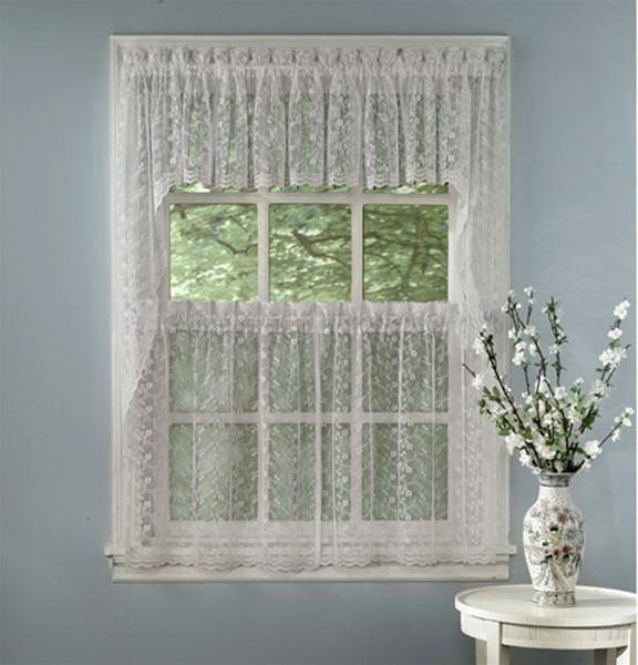 Priscilla Lace Tier Curtain - 748779000000