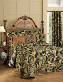 La Selva Black Bedspread - 13864104371