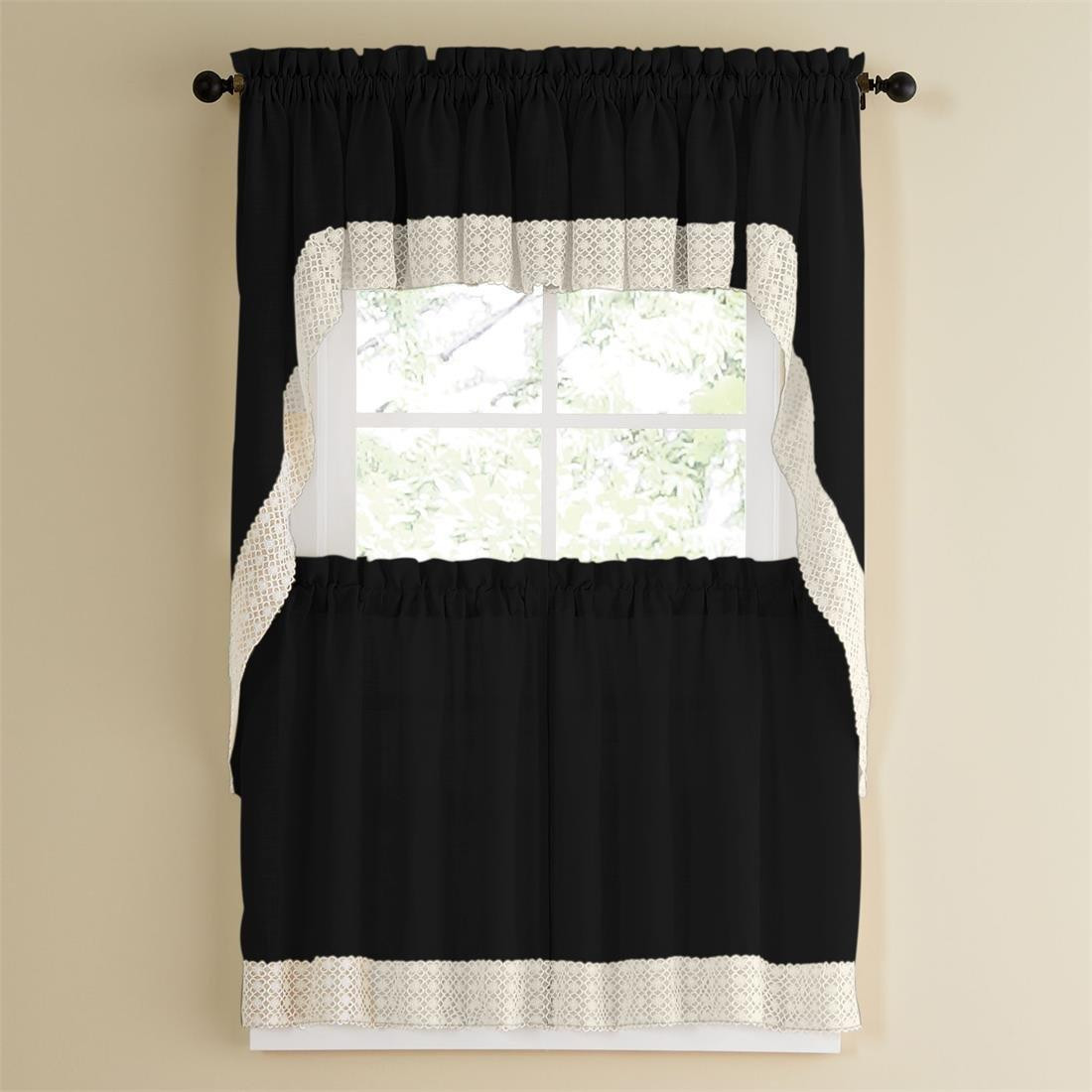 Salem Tier Curtain - 748779082451