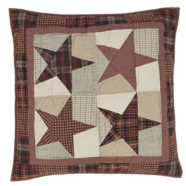 Abilene Star Quilted Euro Sham - 840528109966