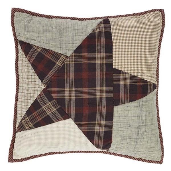 Abilene Star Square Pillow - 840528152788