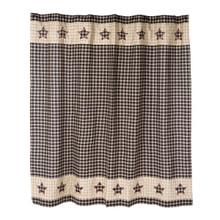 Bingham Star Shower Curtain - 841985005556