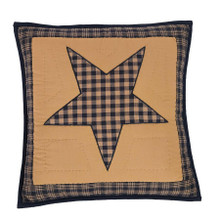 Teton Star Quilted Pillow - 840528108570